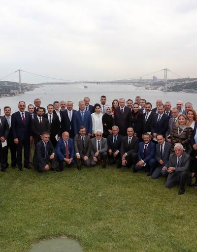 Cumhurbaşkanı Erdoğan: S-400'ler barışı koruma amaçlı