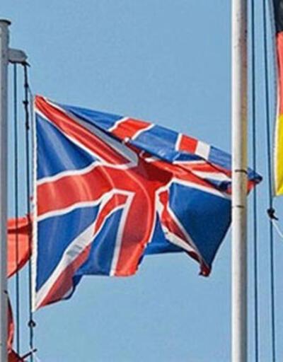 İngiltere, Almanya ve Fransa'dan ortak İran açıklaması