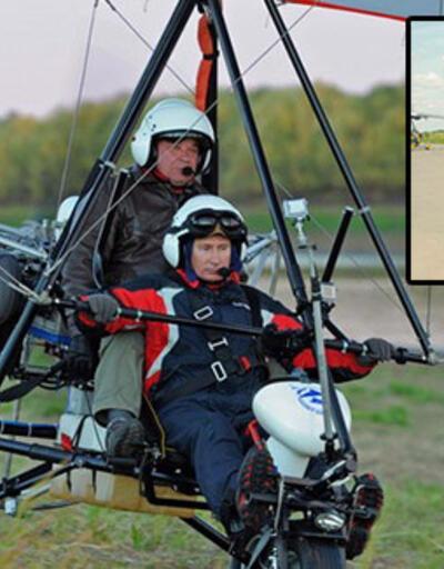 Putin'e uçmayı öğreten pilot helikopter kazasında öldü