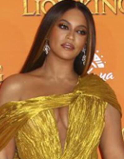 Beyonce ilk kez bu kadar cesur
