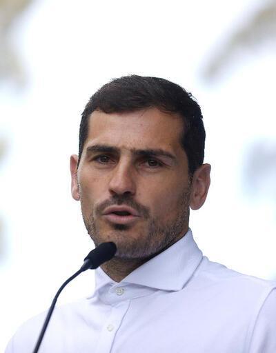Iker Casillas'ın yeni işi belli oldu
