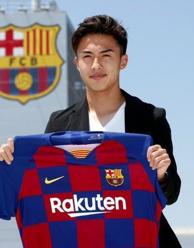 Hiroki Abe Barcelona'da