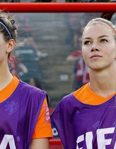 Hollanda futbolunun en güzeli