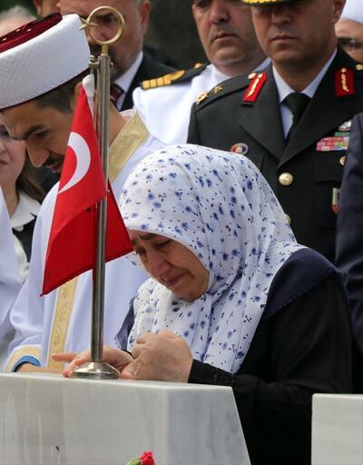 İstanbul'da 15 Temmuz şehitleri anıldı