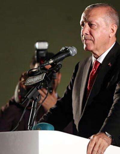 Cumhurbaşkanı Erdoğan 'Hafıza 15 Temmuz' açılışında