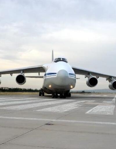 S-400'de 10'uncu uçak Türkiye'ye indi