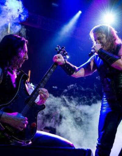 Efsane heavy metal grubu Manowar 20 Temmuz'da İstanbul'da