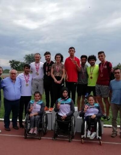Bedensel Engelliler 15 Temmuz Atletizm Kupası sona erdi