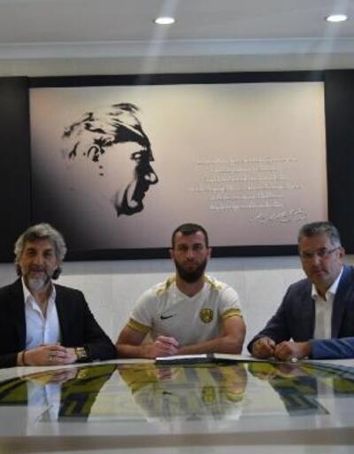MKE Ankaragücü, Zaur Sadaev ile 1 yıllık sözleşme imzaladı