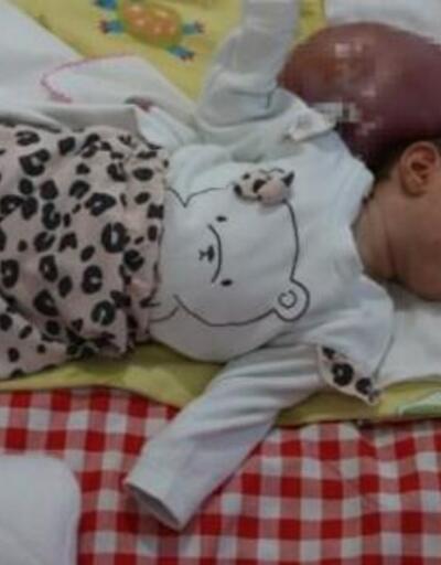Elif bebek taburcu edildi
