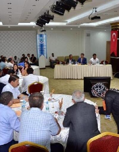 Şırnak Belediyesi'nden '2020-2024 stratejik plan çalıştayı'