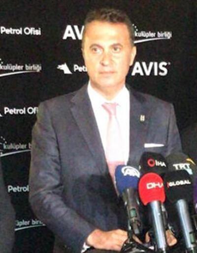 Kulüpler Birliği Başkanı Fikret Orman'dan yayıncı kuruluş açıklaması