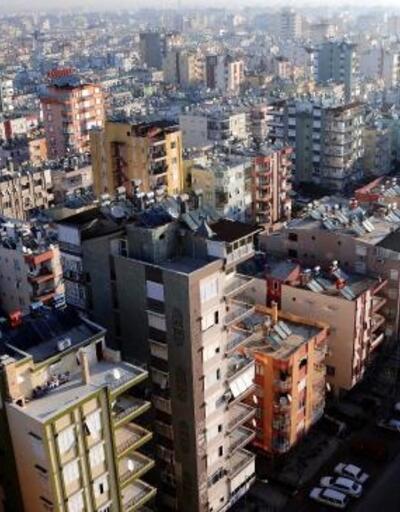 Antalya'da konut satışları yüzde 36 düştü