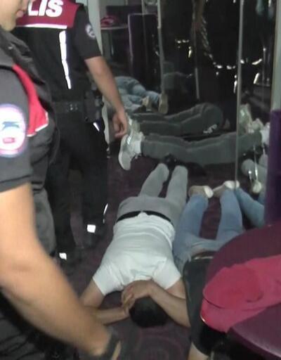 Ankara'da kaçak içki baskını