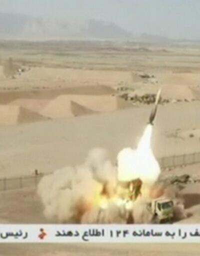 Tahran'dan ABD'ye füze yanıtı