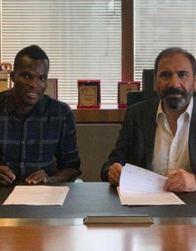 Demir Grup Sivasspor, Isaac Cofie ile anlaştı