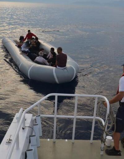 İzmir'de 51 kaçak göçmen yakalandı
