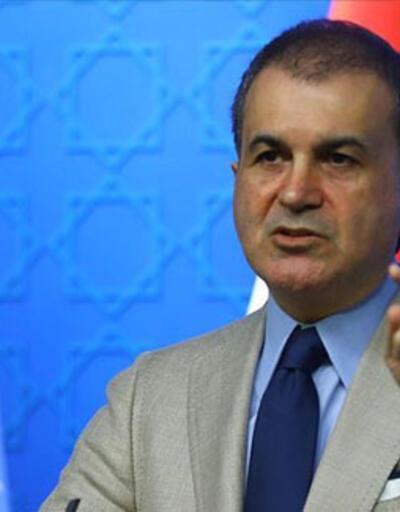 Ömer Çelik: AK Parti'ye terör örgütüyle ilişkili tanımlama yapılması siyasi ahlakla bağdaşmaz