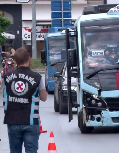 Kapısı açık seyreden minibüslere ceza yağdı