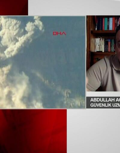 Abdullah Ağar, Karacak'a yapılan hava harekatını değerlendirdi