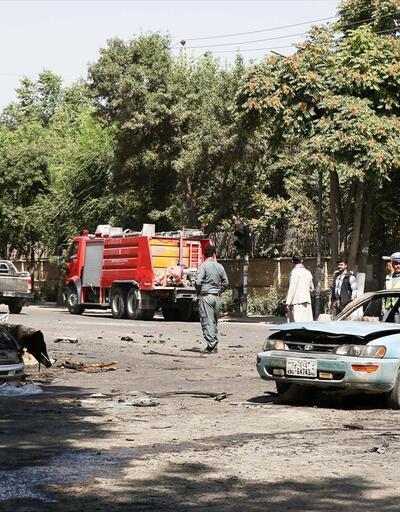 Afganistan'da Kabil Üniversitesi yakınında patlama