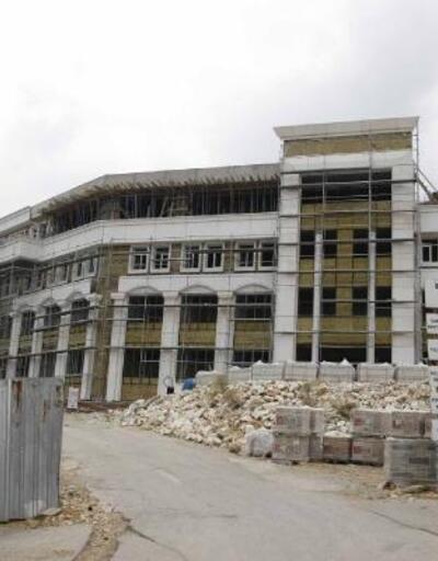 Orhangazi'de yeni adliye binası yıl sonu tamamlanacak