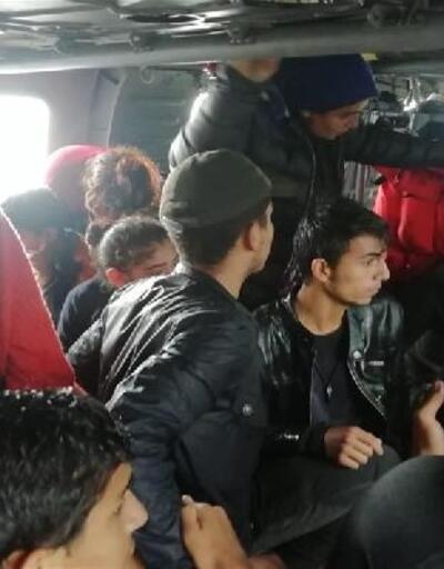 MSB: Düzce'de 174 vatandaşımız kurtarıldı