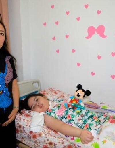 Küçük Azra, kardeşini göremeden yaşamını yitirdi
