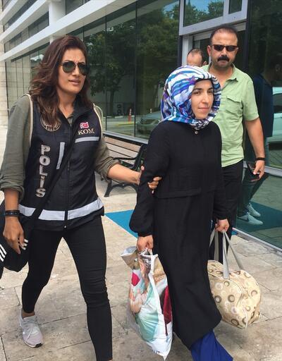 Samsun'da yakalanan FETÖ şüphelisi kadın tutuklandı