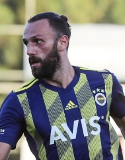 Vedat Muriç iki gol attı
