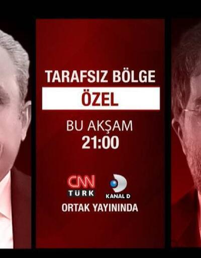 TBMM Başkanı Mustafa Şentop, CNN TÜRK-Kanal D ortak yayınında Ahmet Hakan'ın sorularını yanıtlıyor