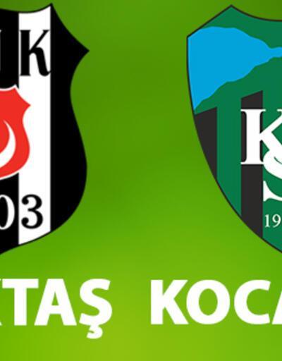 Beşiktaş Kocaelispor hazırlık maçı ne zaman, saat kaçta, hangi kanalda?