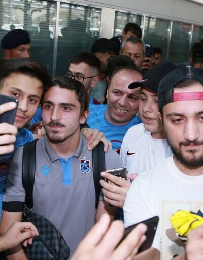 Trabzonspor kamp için Avusturya'ya geldi
