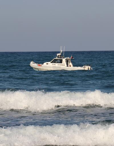 Kırklareli'nde denizde kaybolan genç aranıyor
