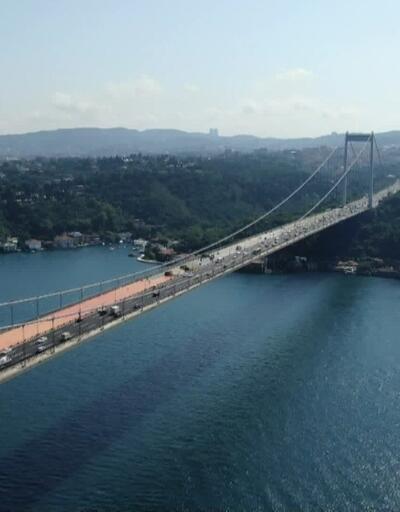 Köprüde sona yaklaşılıyor