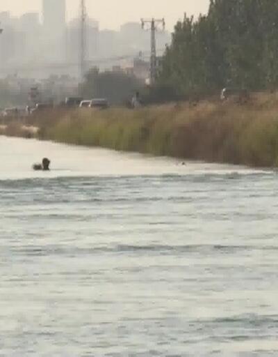 Sulama kanalına düşen çocuklardan 4'ü kurtarıldı, 2'si kayıp