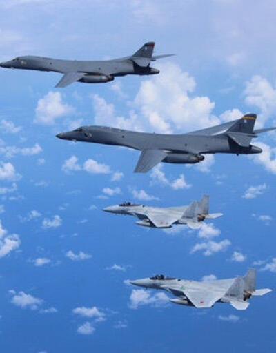 Son Dakika... Japon savaş uçaklarından Rusya ve Çin uçaklarına müdahale