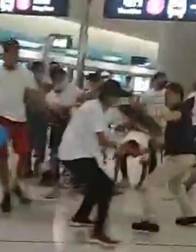 Hong Kong'da tartışma yaratan görüntüler