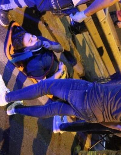 Hollanda'dan tatile gelen ailenin içinde bulunduğu araç kaza yaptı: 4 yaralı