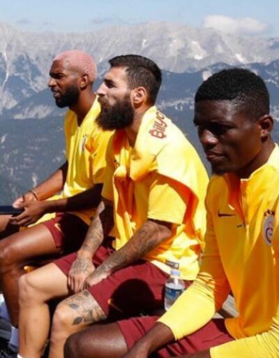Galatasaray'dan sıra dışı idman