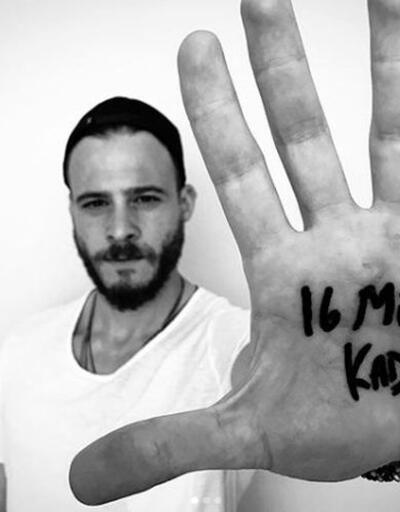 Kerem Bürsin: Cinsiyet ayrımcılığına karşı durmalıyız
