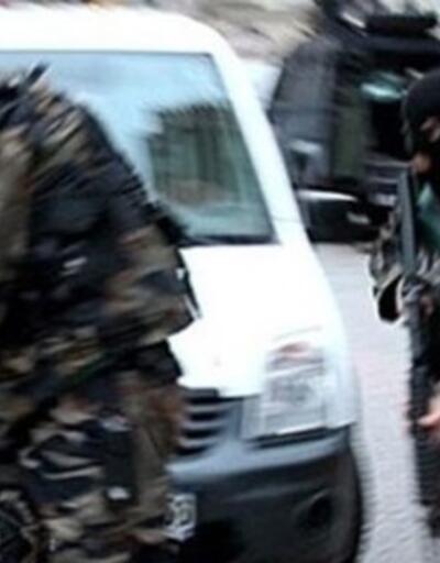 HDP ve DBP'lilere yönelik terör operasyonu