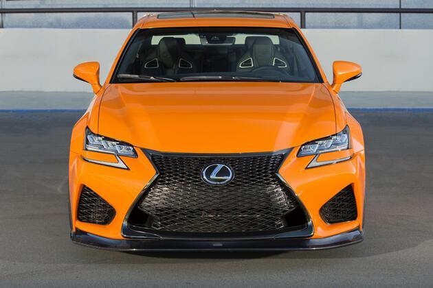 Lexus'dan fuar atağı