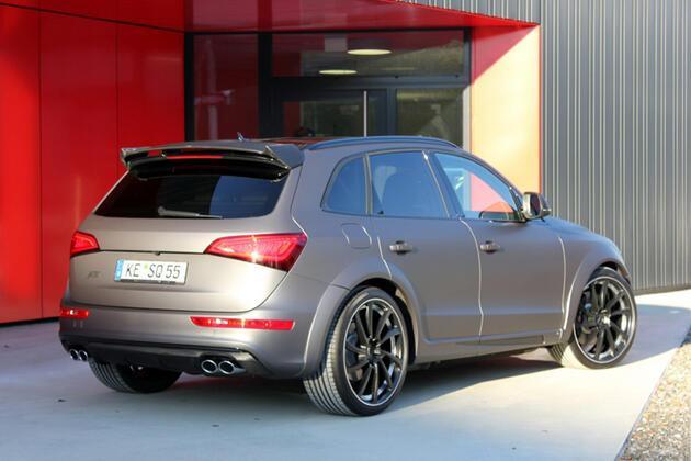 ABT yorumuyla Audi Q5
