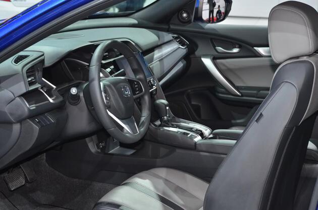 Honda'dan Coupe atağı