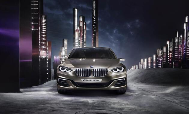 BMW'den kompakt sedan atağı