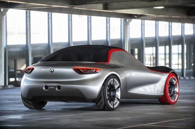 Opel'den çekici konsept