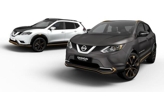 Nissan'dan özel tasarım