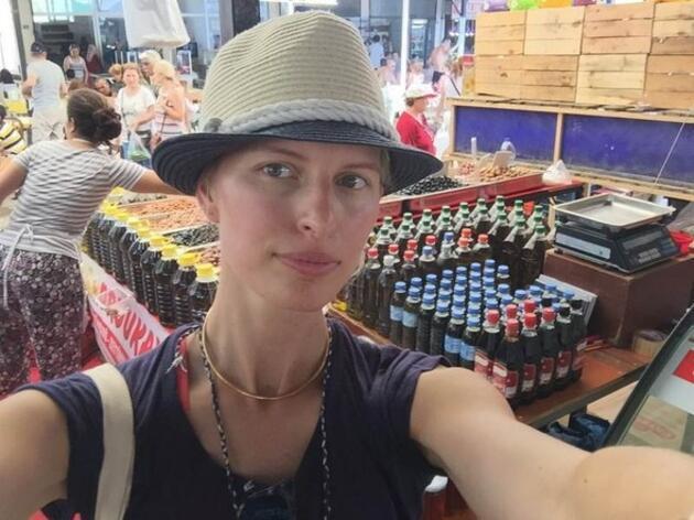 Karolina Kurkova: Buraların yerlisi gibi yaşamak çok hoşuma gidiyor.