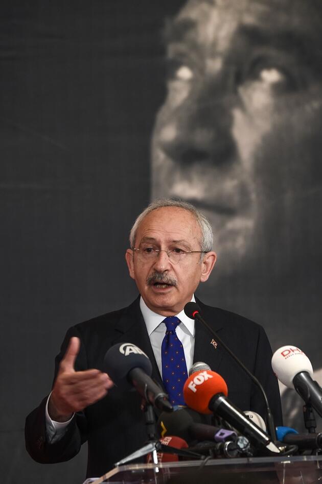Kemal Kılıçdaroğlu'ndan sine-i millet açıklaması